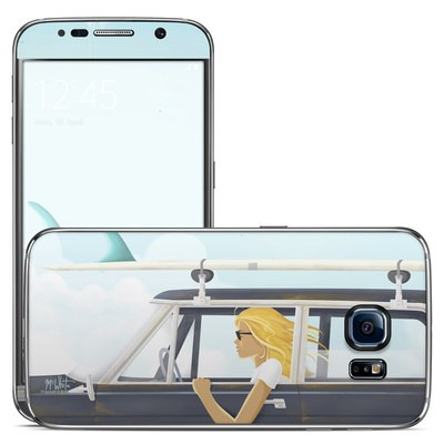 Samsung Galaxy S6 Skin - Anticipation