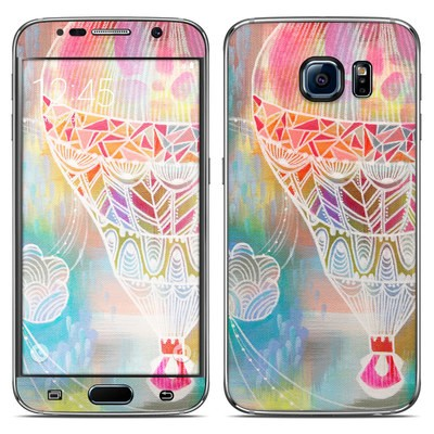 Samsung Galaxy S6 Skin - Balloon Ride