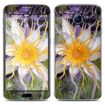 Samsung Galaxy S6 Skin - Bali Dream Flower