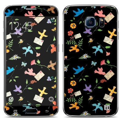 Samsung Galaxy S6 Skin - Birds
