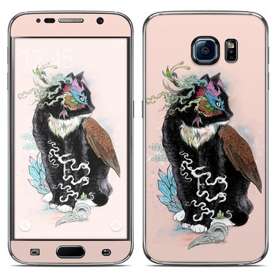 Samsung Galaxy S6 Skin - Black Magic