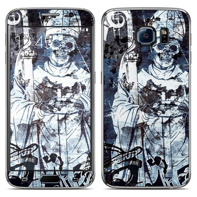 Samsung Galaxy S6 Skin - Black Mass
