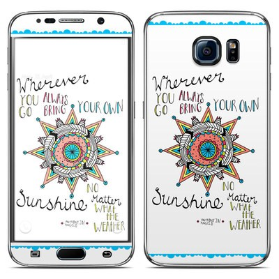 Samsung Galaxy S6 Skin - Bring Your Own