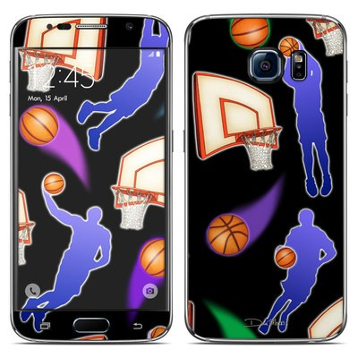 Samsung Galaxy S6 Skin - Basketball Swish