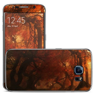 Samsung Galaxy S6 Skin - Canopy Creek Autumn