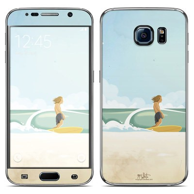 Samsung Galaxy S6 Skin - Casual Friday