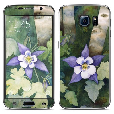Samsung Galaxy S6 Skin - Colorado Columbines