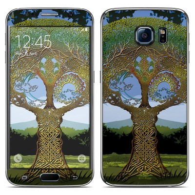 Samsung Galaxy S6 Skin - Celtic Tree