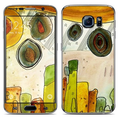 Samsung Galaxy S6 Skin - City Life