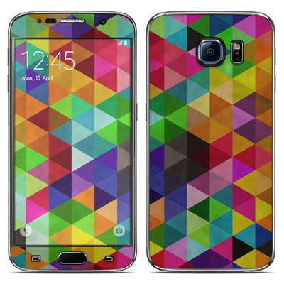 Samsung Galaxy S6 Skin - Connection