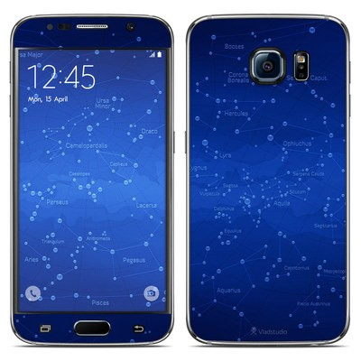 Samsung Galaxy S6 Skin - Constellations