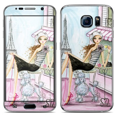 Samsung Galaxy S6 Skin - Cafe Paris