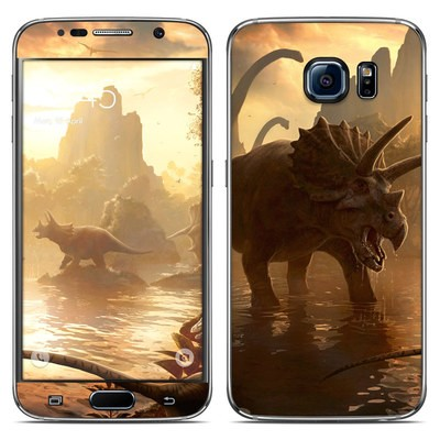 Samsung Galaxy S6 Skin - Cretaceous Sunset
