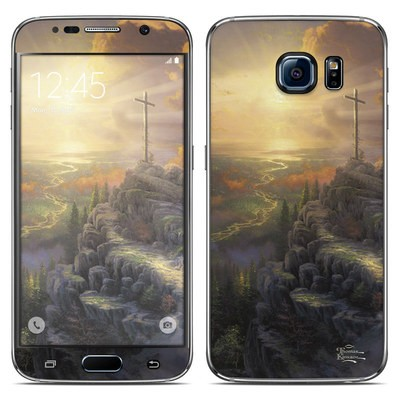Samsung Galaxy S6 Skin - The Cross