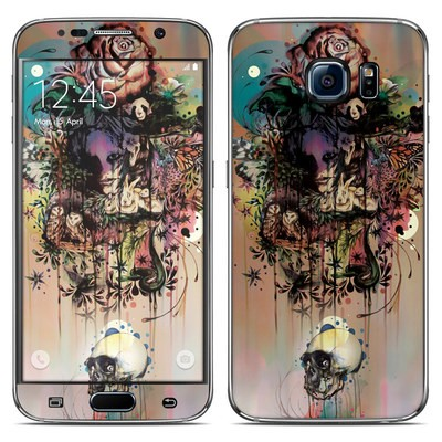 Samsung Galaxy S6 Skin - Doom and Bloom