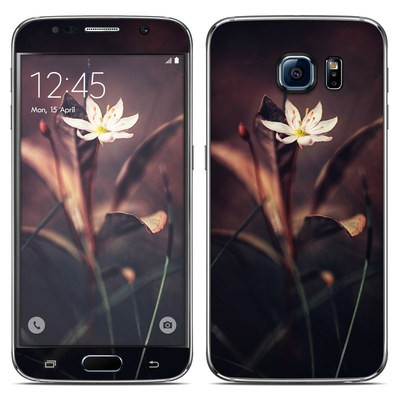 Samsung Galaxy S6 Skin - Delicate Bloom