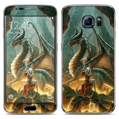 Samsung Galaxy S6 Skin - Dragon Mage