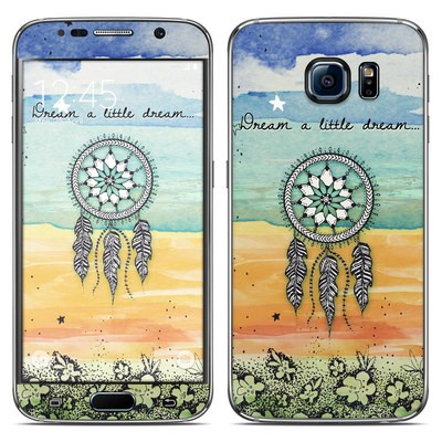 Samsung Galaxy S6 Skin - Dream A Little