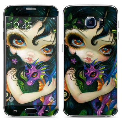 Samsung Galaxy S6 Skin - Dragonling Child