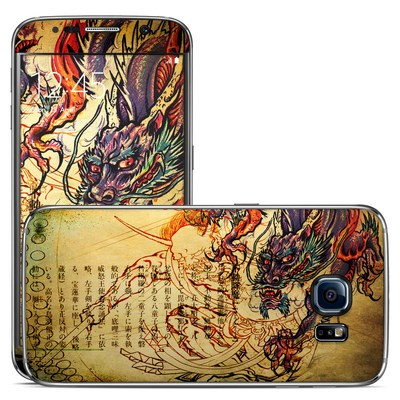 Samsung Galaxy S6 Skin - Dragon Legend