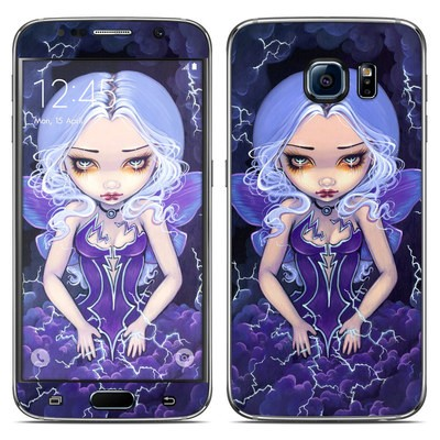 Samsung Galaxy S6 Skin - Dress Storm