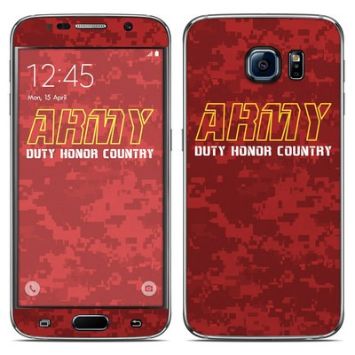 Samsung Galaxy S6 Skin - Duty and Honor