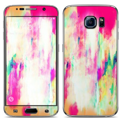 Samsung Galaxy S6 Skin - Electric Haze