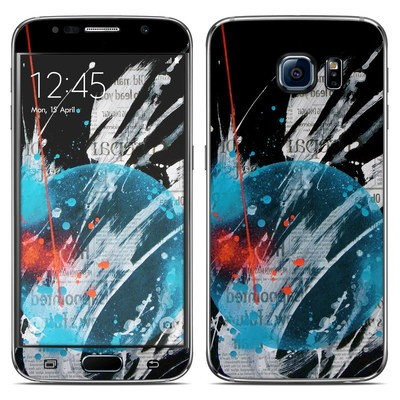 Samsung Galaxy S6 Skin - Element-Ocean