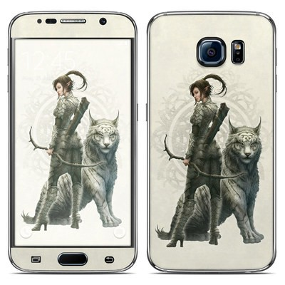 Samsung Galaxy S6 Skin - Half Elf Girl