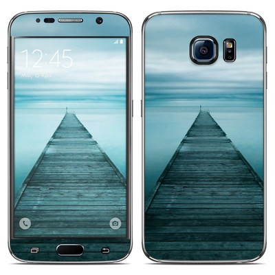 Samsung Galaxy S6 Skin - Evening Stillness