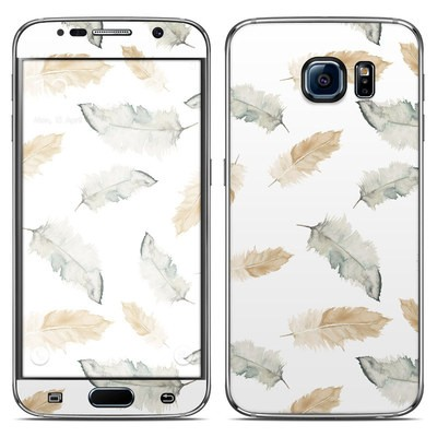 Samsung Galaxy S6 Skin - Feathers