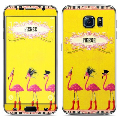 Samsung Galaxy S6 Skin - Fierce