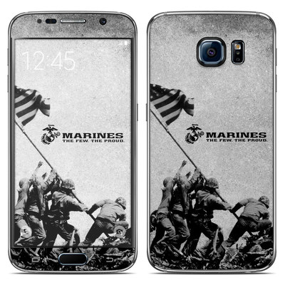 Samsung Galaxy S6 Skin - Flag Raise