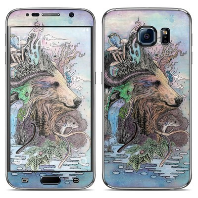 Samsung Galaxy S6 Skin - Forest Warden