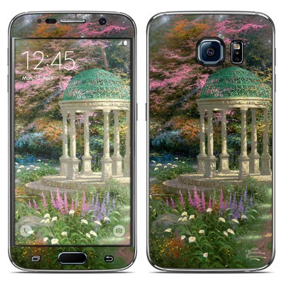 Samsung Galaxy S6 Skin - Garden Of Prayer