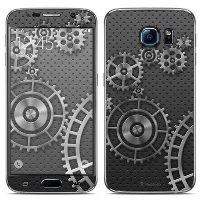 Samsung Galaxy S6 Skin - Gear Wheel
