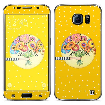 Samsung Galaxy S6 Skin - Giving