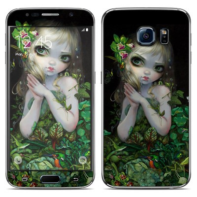 Samsung Galaxy S6 Skin - Green Goddess