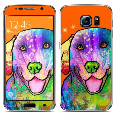 Samsung Galaxy S6 Skin - Happy Sunshine