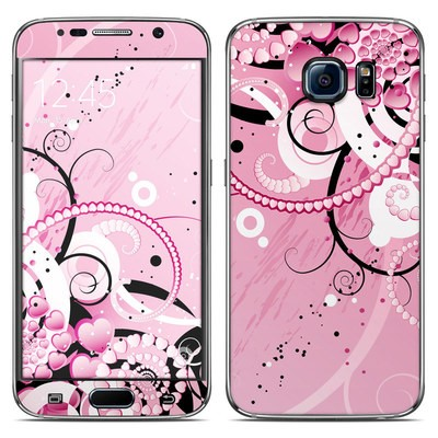 Samsung Galaxy S6 Skin - Her Abstraction