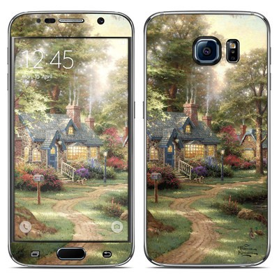 Samsung Galaxy S6 Skin - Hometown Lake