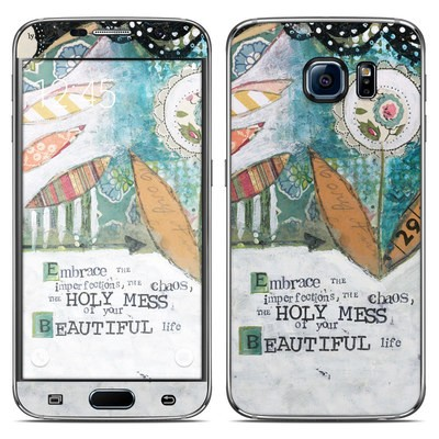 Samsung Galaxy S6 Skin - Holy Mess