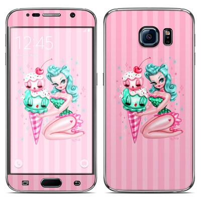 Samsung Galaxy S6 Skin - Ice Cream