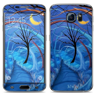 Samsung Galaxy S6 Skin - Ichabods Forest