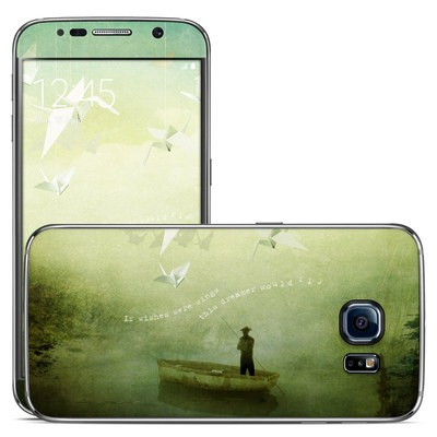 Samsung Galaxy S6 Skin - If Wishes
