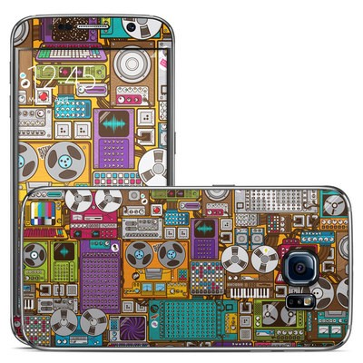 Samsung Galaxy S6 Skin - In My Pocket