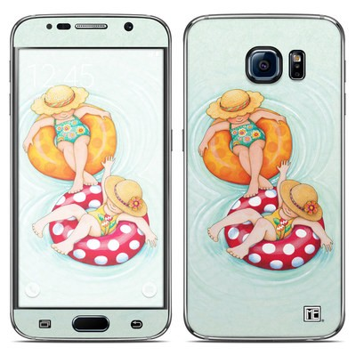 Samsung Galaxy S6 Skin - Inner Tube Girls