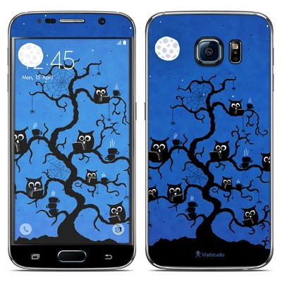 Samsung Galaxy S6 Skin - Internet Cafe