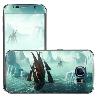 Samsung Galaxy S6 Skin - Into the Unknown