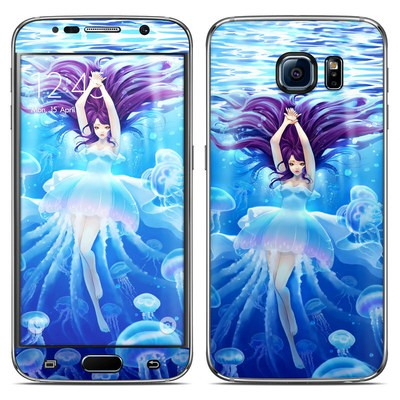 Samsung Galaxy S6 Skin - Jelly Girl